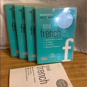 Learn TOTAL FRENCH With The Michel Thomas Method